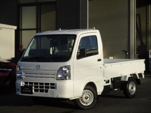 マツダ スクラムトラック 660 KC エアコン・パワステ 4WD 積載量350kg 3速オートマ