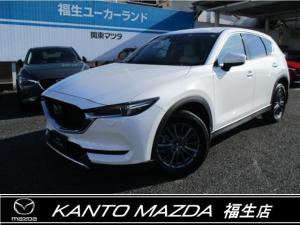 マツダ CX-5 2.2 XD Lパッケージ ディーゼルターボ 4WD XD L-PKG 4WD