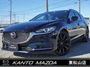 マツダ/MAZDA6ワゴン 2.5 25T Sパッケージ