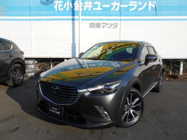 2Lガソリンエンジン搭載のCX-3が最近人気です!! 042-468-1212(関東マツダ花小金井店)までお電話お待ちしてます