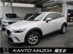 マツダ CX-3 1.5 XD 2WD セラミックメタリック 16インチアルミ