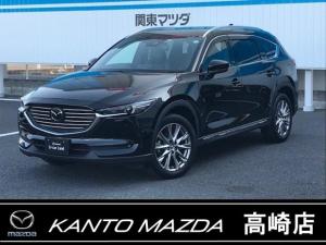 マツダ CX-8 2.2 XD Lパッケージ ディーゼルターボ 4WD サポカーSワイド