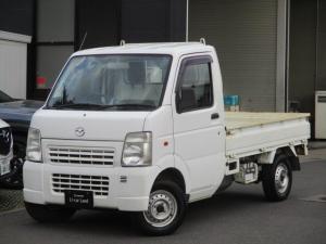 マツダ スクラムトラック 660 KCスペシャル 4WD 5速マニュアル 1オーナー