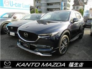 マツダ CX-5 2.5 25S Lパッケージ 4WD DAMDフルエアロ