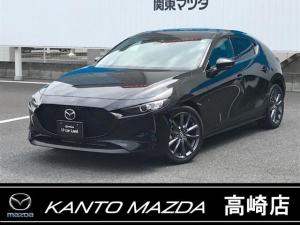 マツダ MAZDA3ファストバック 1.5 15S ツーリング 360°セーフティPKG