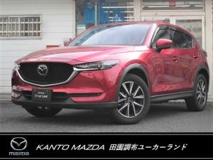 マツダ CX-5 2.2 XD LーPKG DE-T 4WD マツコネナビ BOSE 19AW ETC