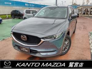 マツダ CX-5 25S スマート エディション 4WD マツコネナビ 試乗車