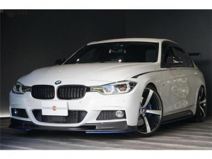 iBMW BMW Mパフォパーツ 3Dデザイン 20in鍛造AW レムスマフラ