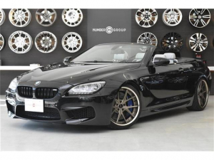iBMW BMW M6 カブリオレ 白革 ハイパーフォージドHF-LC5 20in