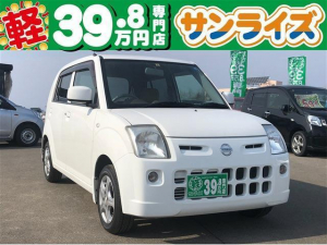 i日産 ピノ S FOUR 4WD