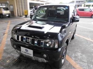 スズキ ジムニー クロスアドベンチャー  4WD・キーレス・ナビ