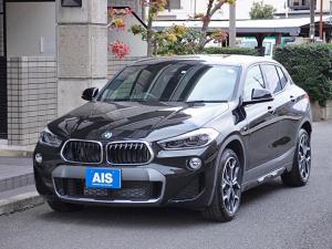 BMW X2 sDrive 18i MスポーツX 純正ナビ ワンオーナー