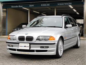 BMWアルピナ B3 3.3ツーリング 右ハンドル