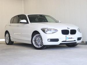 BMW 1シリーズ 116i 禁煙車 HDDナビ ETC クルコン i-stop