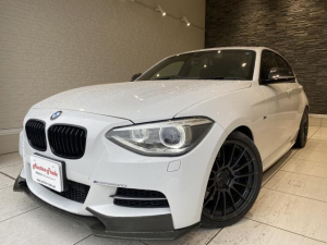 BMW 1シリーズ M135i ENKEIRacingR18インチAW SR