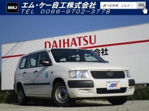 トヨタ サクシードバン UL ナビ ETC