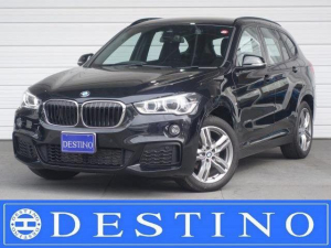 BMW X1 xDrive 18d Mスポーツ ACC・HUD