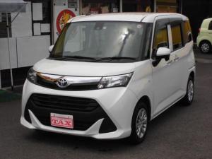 トヨタ タンク XS スマアシII パワスラ ナビ TV バックカメラ