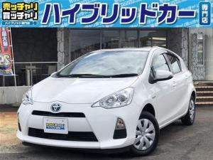 トヨタ アクア L 社外CDチューナー ETC オートエアコン