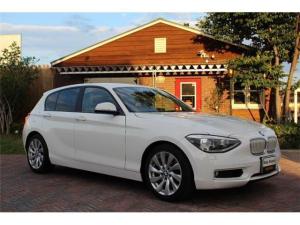 BMW 1シリーズ 120i スタイル 純正ナビ Bカメ HID ETC Bソナ