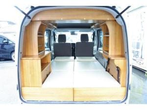 日産 NV100クリッパーバン GX 1年間1万キロ無償保証 軽キャン 車中泊2名就寝可
