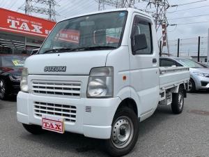 スズキ キャリイトラック トラック660KUエアコン・パワステ3方開 地区限定車