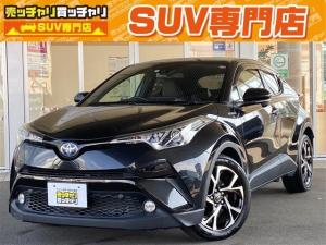トヨタ C-HR G トヨタセーフティセンスP 純正SDナビ フルセグTV・DVD-V