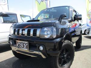 スズキ ジムニー  ランドベンチャー 4WD リフトアップ AT シートヒーター HID ターボ