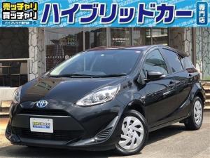 トヨタ アクア S 社外SDナビ