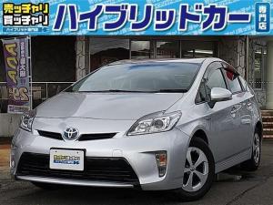 トヨタ プリウス S 社外ナビ ETC