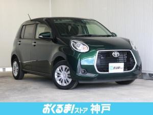 トヨタ パッソ モーダ スマートアシスト SDナビTV バックモニター