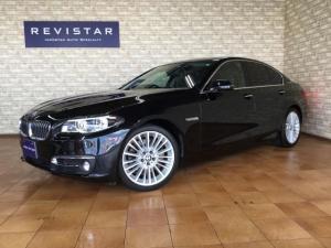 BMW 5シリーズ アクティブハイブリッド5 ラグジュアリー インテリジェントセフティ・サンルーフ・黒革・ナビ・TV・Bluetooth・USB・バックカメラ・コーナーセンサー・アダクティブクルーズコントロール・ブラインドスポットアシスト・コンフォートアクセス