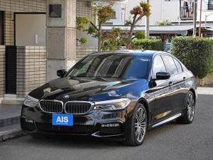 BMW 5シリーズ 523i Mスポーツ ナビ TV インテリジェントセーフティー 360°カメラ コンフォートアクセス アクティブクルーズコントロール 純正19インチAW ワンオーナー