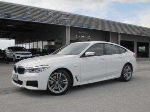 BMW 6シリーズ 630i グランツーリスモ Mスポーツ 純正HDDナビ&フルセグTV&360℃カメラ 黒革シート ガラスSR ACC インテリジェントS レーンディパージャーW セレクトP アクティブLEDライト オートトランク スマートキー リヤエアコン