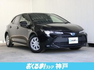 トヨタ カローラスポーツ ハイブリッドG X ブラインドスポットM SDナビTV