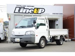 日産 バネットトラック DX 1年間1万キロ無償保証 ETC 荷台三方開き