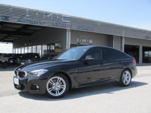 BMW 3シリーズ 320iグランツーリスモ Mスポーツ 純正HDDナビ&Bカメラ&ミラーETC ブラウン本革シート スマートキー アダプティブクルーズC レーンディパージャーW インテリジェントS パワーバックドア パドルS シートヒータ-  1オーナー
