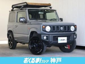 スズキ ジムニー XL 4WD 5MT ナビ フルセグ レーダーブレーキ