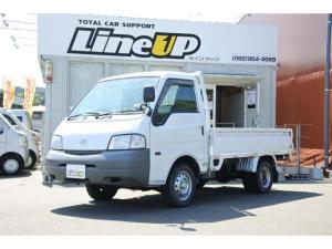 日産 バネットトラック スーパーローDX 1年間1万キロ無償保証 荷台三方開き CD