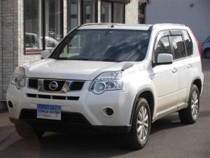 日産 エクストレイル 20X 4WD 車検整備付 Tチェーン車 フルセグ DVD Bluetooth スマートキー 横滑防止装置 ナビ