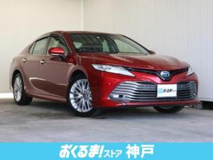 トヨタ カムリ Gレザーパッケージ メーカーナビ プリクラ レーダークルーズ