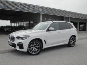 BMW X5 xDrive 35d Mスポーツ ドライビングダイナミックP 純正ナビ&フルセグTV&360℃カメラ 本革S パノラマルーフ 21AW ファインウッドライン ACC インテリジェントS レーンディパージャW ヘッドアップディスプレイ