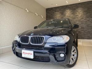 BMW X5 xDrive 35i Mスポーツパッケージ HDDナビ・フルセグTV バックカメラ ブラウン革シート パワーシート シートヒーター ダウンヒルアシストコントロール ルーフレール クルコン 19インチAW ETC スマートキー MTモード付き