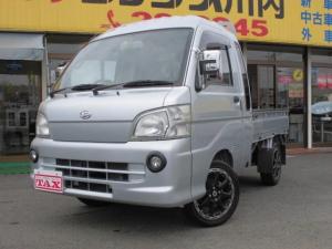 ダイハツ ハイゼットトラック ジャンボ 4WD ナビ TV ETC 社外アルミ