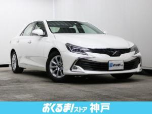 トヨタ マークX 250G セーフティセンス PUSHスタート Pシート