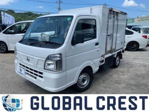 日産 NV100クリッパーバン  冷蔵冷凍車 エアコン パワステ 運転手席エアバッグ 走行5.2万キロ