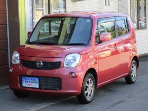 日産 モコ X FOUR 4WD 車検整備付 走行距離4万キロ台 スマートキー シートヒーター ベンチシート CD 電格ミラー