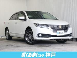 トヨタ プレミオ 1.8X EXパッケージ OP装備車 茶色本革シート
