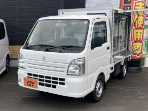 スズキ キャリイトラック  移動販売冷凍車 3AT 4WD  スペアキー