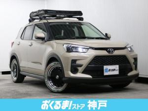 トヨタ ライズ G オーディオ パノラマビュー スマアシ BSM